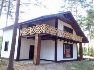 Продам современный,новый дом в Бабаях